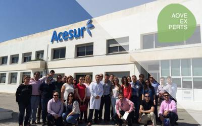 CARMEN MORILLO | Máster en Administracion de empresas Oleícolas en la Universidad Internacional de Andalucia