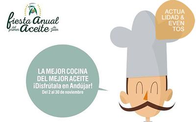 Fiesta del Primer Aceite de Jaén en VIGO