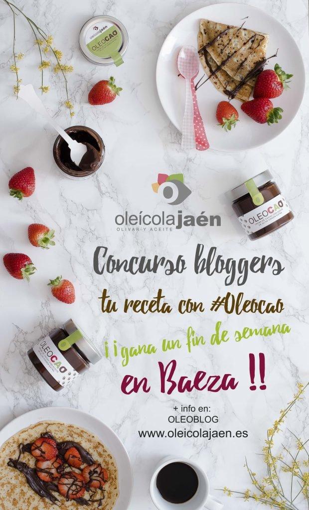 Concurso de recetas con OLEOCAO