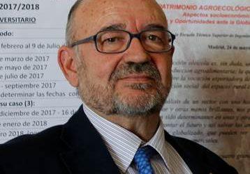 II Encuentro de Olivicultores   Rafael Jiménez Díaz