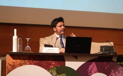 Cambio climático. Efectos a corto plazo en el cultivo del olivo. Martín Barreiro