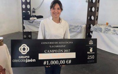 """Resumen del Concurso de Alta Cocina """"La Carolina"""" 2017"""
