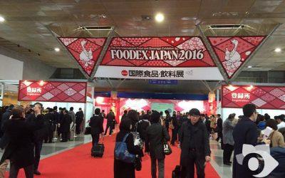 OLEÍCOLA JAÉN AOVE EN LA FOODEX JAPAN 2016