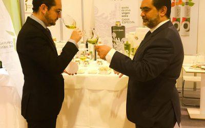 Oleícola Jaén en la World Olive Oil Exhibition 2016