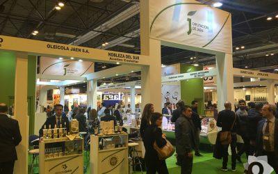 Éxito de Oleícola Jaén en la 30º edición de Salón Gourmets