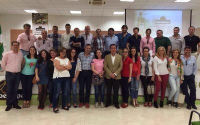 Carmen Morillo |Primera promoción Master en Administración de Empresas Oleícolas