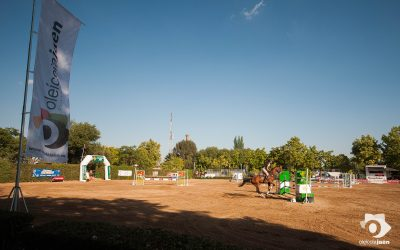 52ª Edición del Concurso de Saltos Hípicos en Baeza
