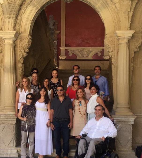 El Proyecto de Oleoturismo de Oleícola Jaén será de Accesibilidad Universal