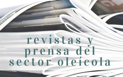 Revistas del sector oleícola