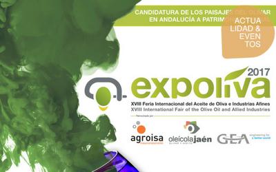 OLEÍCOLA JAÉN será patrocinador oficial EXPOLIVA 2017