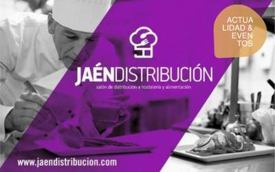 "I Salón de Distribución a Hostelería y Alimentación ""Jaén Distribución""."