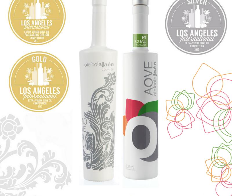 Triplete de Oleícola Jaén en Los Angeles Internacional (USA)