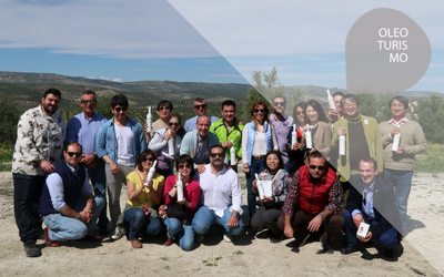 Nos visita «The Olive Oil Sommelier Association of Japan»