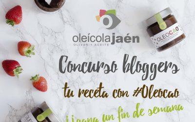Concurso de recetas con #OLEOCAO