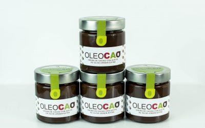 OLEOCAO, la crema de cacao con aceite de oliva virgen extra