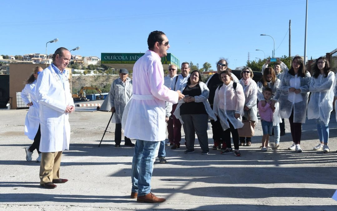 Descubre la almazara de Oleícola Jaén | Oleoturismo