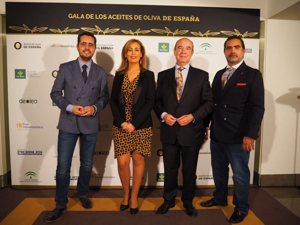 I Gala Aceites de Oliva España 2017