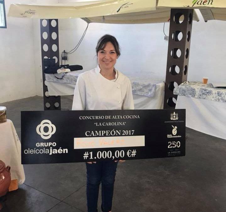 Resumen del Concurso de Alta Cocina «La Carolina» 2017