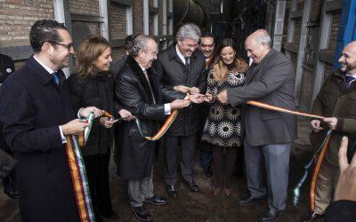 Inauguración de Bioland Energy