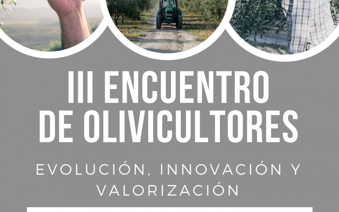 III Encuentro de Olivicultores Oleícola Jaén