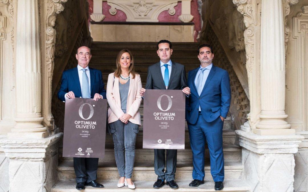 """Nace """"Optium Oliveto"""", el galardón internacional excelencia investigadora del sector oleícola."""