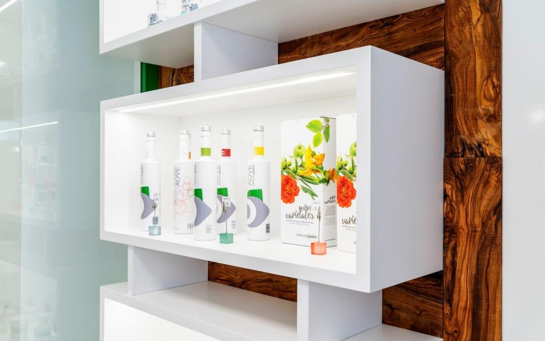 Nuevas instalaciones de Oficina y Tienda | Oleícola Jaén