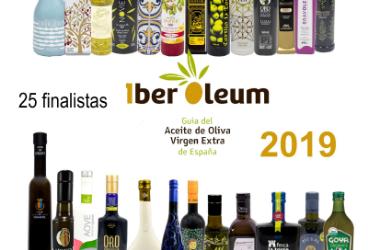 Picual Oleícola Jaén entre los 25 mejores AOVES de España