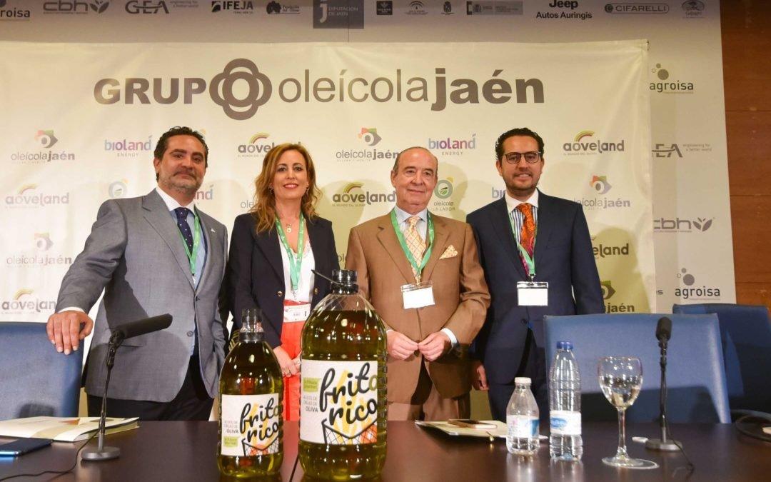 GRUPO OLEÍCOLA JAÉN PRESENTA EN EXPOLIVA 2019 SUS GRANDES PROYECTOS DE INVERSIÓN