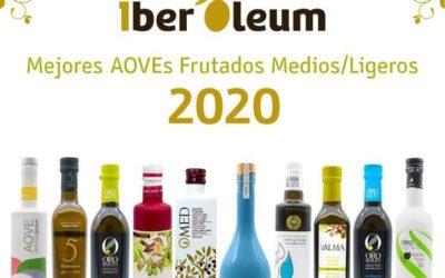 Hojiblanca Oleícola Jaén |TOP 20 de los mejores aceites vírgenes extra de España